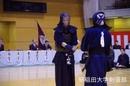 第82回早慶対抗剣道試合2