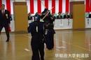 第35回早慶対抗女子剣道試合1