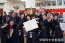 第36回早慶対抗女子剣道試合 画像9