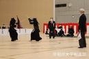 第38回早慶対抗女子剣道試合8